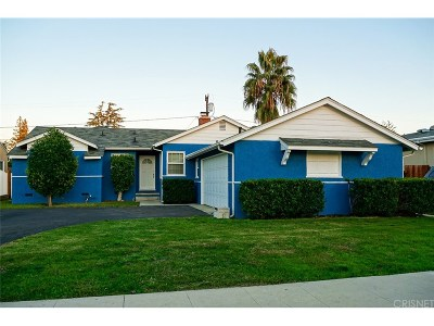 Tarzana Single Family Home For Sale: 6258 Calvin Avenue