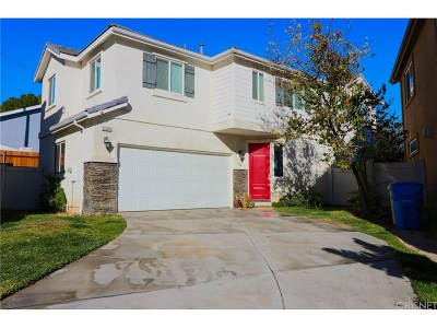 Castaic Single Family Home For Sale: 31565 Rocca Drive