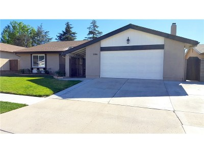 Simi Valley Single Family Home For Sale: 2886 Barnes Street