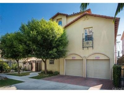 Condo/Townhouse For Sale: 4442 Vista Del Monte Avenue #1