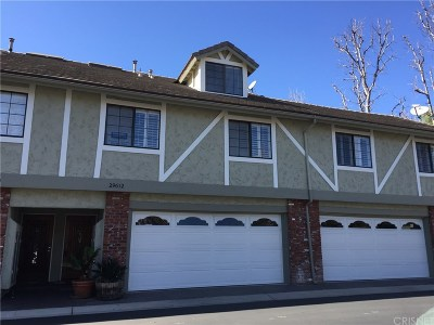 Agoura Hills Condo/Townhouse For Sale: 29612 Windsong Lane