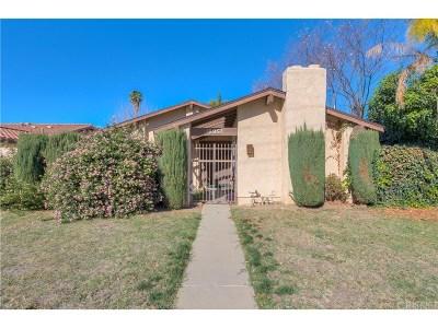 Northridge Single Family Home For Sale: 18951 Roscoe Boulevard