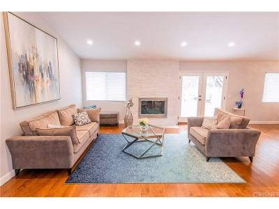 Woodland Hills Single Family Home For Sale: 6041 Rod Avenue