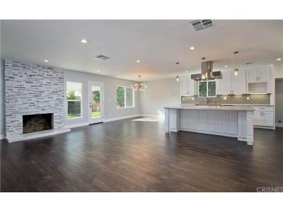 Valley Village Single Family Home For Sale: 12844 La Maida Street