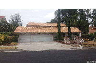 Los Angeles County Single Family Home For Sale: 11824 Porter Valley Drive