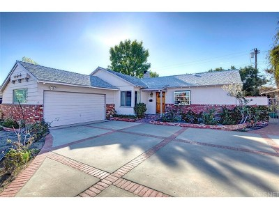Los Angeles County Single Family Home For Sale: 8117 Sunnybrae Avenue