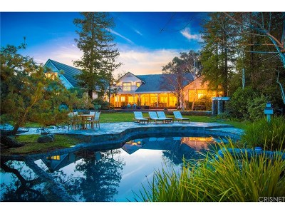 Canyon Country Single Family Home For Sale: 26650 Macmillan Ranch Road