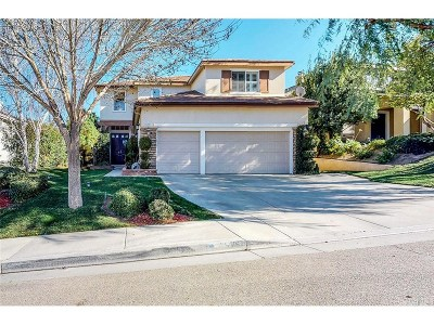 Canyon Country Single Family Home For Sale: 26316 Oakdale Canyon Lane