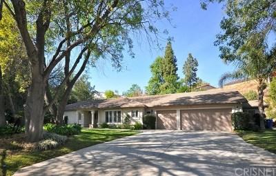 Northridge Single Family Home For Sale: 10517 Wystone Avenue