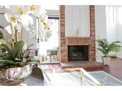 Calabasas Condo/Townhouse For Sale: 26301 West Plata Lane