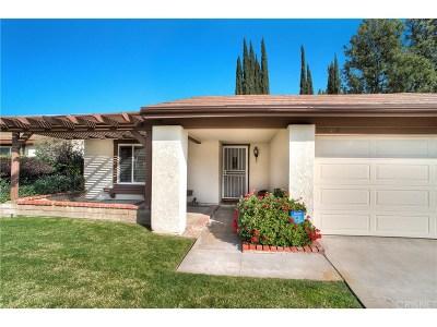 Valencia Single Family Home For Sale: 27430 Cherry Creek Drive