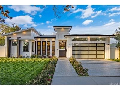 Valley Village Single Family Home For Sale: 4910 Laurelgrove Avenue