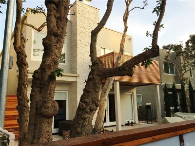 Marina Del Rey Single Family Home For Sale: 34 Anchorage Street