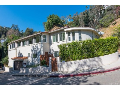 Hollywood Hills Single Family Home For Sale: 6970 La Presa Drive