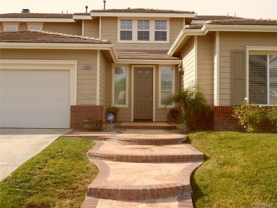 Canyon Country Single Family Home For Sale: 29565 Sequoia Road