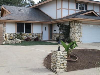 Thousand Oaks Single Family Home For Sale: 32 Maynard Avenue