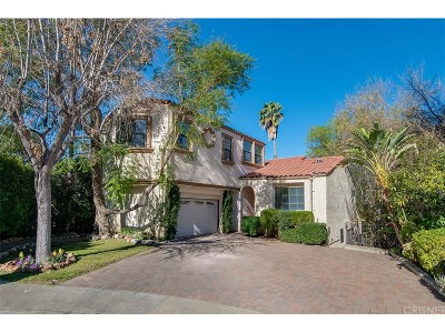 Woodland Hills Single Family Home For Sale: 5247 Calderon Road