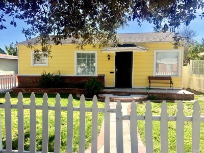 Long Beach Single Family Home For Sale: 134 East 68th Street