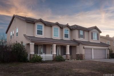 Lancaster Single Family Home For Sale: 3628 West Avenue M11