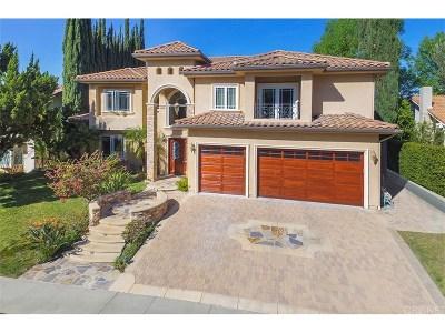 Calabasas Single Family Home For Sale: 22627 Ticonderoga Road