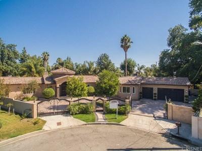 Northridge Single Family Home For Sale: 8326 Jamieson Avenue