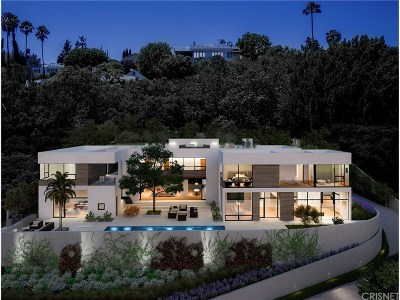 Single Family Home For Sale: 11001 West Sunset Boulevard