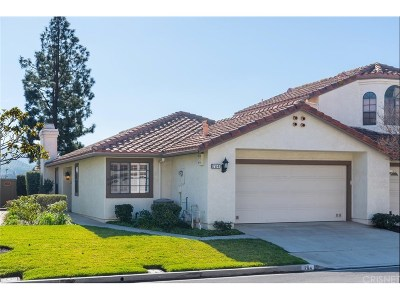 Simi Valley CA Single Family Home For Sale: $529,900