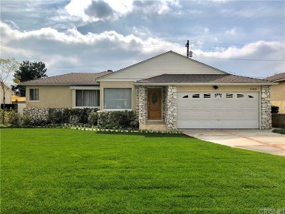 Burbank Single Family Home For Sale: 1908 Rosita Avenue