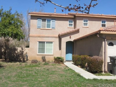 Palmdale Single Family Home For Sale: 2617 Trudeau Lane