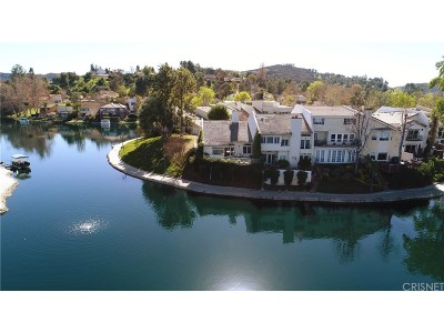 Calabasas CA Condo/Townhouse For Sale: $1,250,000