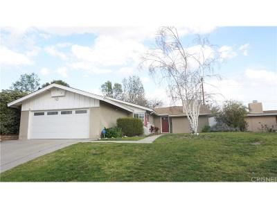 Northridge Single Family Home For Sale: 9320 Geyser Avenue