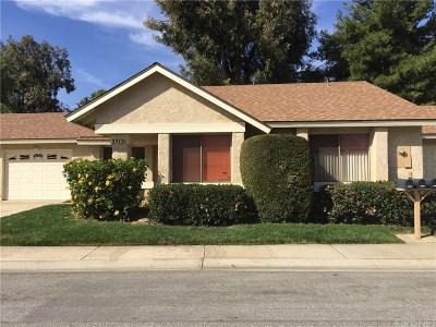 Camarillo Single Family Home For Sale: 37131 Village 37