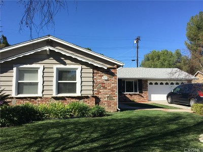 Los Angeles County Single Family Home For Sale: 7537 Quimby Avenue