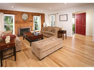 Encino Single Family Home For Sale: 4920 Enfield Avenue