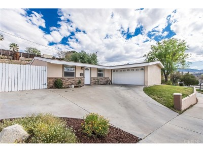 Canyon Country Single Family Home For Sale: 27714 Fairweather Street