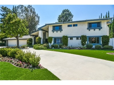 Simi Valley Single Family Home For Sale: 2778 Avenida Simi