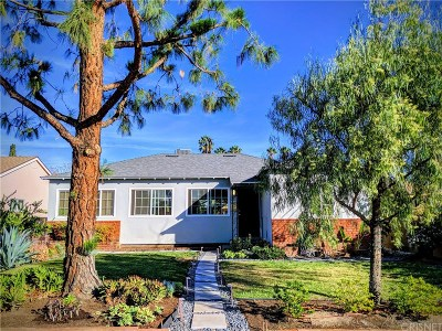 Los Angeles County Single Family Home For Sale: 6008 Bonner Avenue