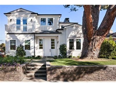 Studio City Single Family Home For Sale: 4160 Laurelgrove Avenue
