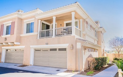 Valencia Condo/Townhouse For Sale: 23836 Brescia Drive
