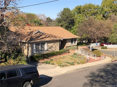 Studio City Single Family Home For Sale: 12031 Mound View Place