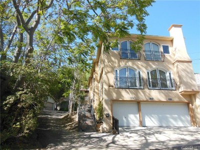 Woodland Hills Single Family Home For Sale: 21488 Arcos Drive