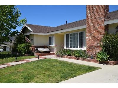 Thousand Oaks Single Family Home For Sale: 69 East Sidlee Street