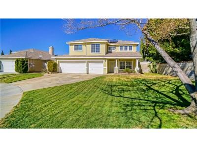 Lancaster Single Family Home For Sale: 3363 Kudos Court