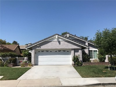 Valencia Single Family Home For Sale: 25711 Rancho Adobe Road