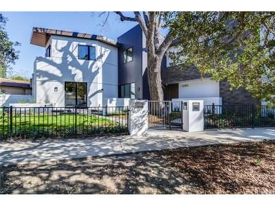 Studio City Single Family Home For Sale: 4288 Bakman Avenue