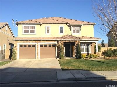 Lancaster Single Family Home For Sale: 43036 Artesia Court
