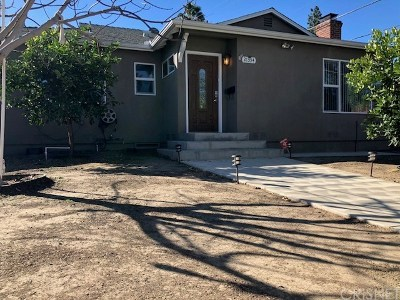 Woodland Hills Single Family Home For Sale: 21334 Providencia Street