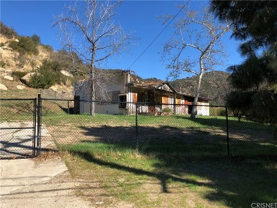 Calabasas CA Single Family Home For Sale: $599,000
