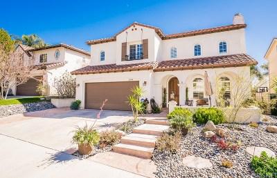Stevenson Ranch Single Family Home For Sale: 25536 Housman Place