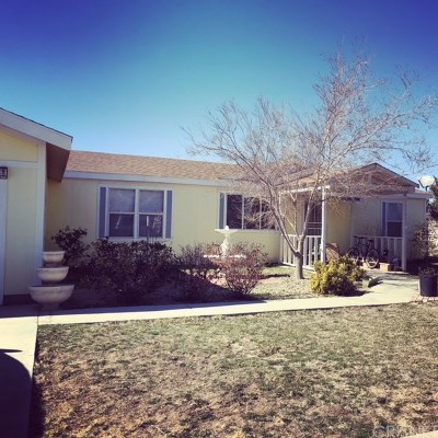 Lancaster Single Family Home For Sale: 48243 90th Street West
